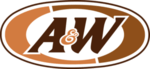A and W All American Food Logo