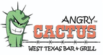 The Angry Cactus Logo