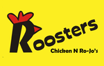 Rooster's Chicken N Fixins Logo