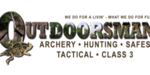 Retail  The Outdoorsman Logo